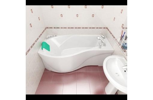 Ванна акрил Triton Николь(П,Л) 1570x1030x715 есть все модели ванн, фото — «Реклама Ялты»