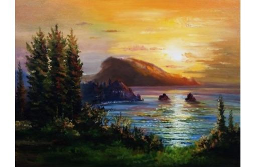 Продам картины из Крыма ручной работы, фото — «Реклама Севастополя»