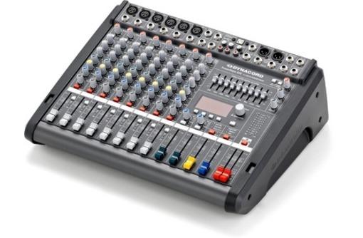 Dynacord Powermate-600-3 Новый.Германия, фото — «Реклама Ялты»