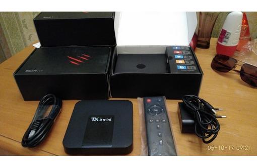 Цифровое телевидение каждому телевизору!!! Продам новую приставку TX3 mini (новинка) Smart TV Box, фото — «Реклама Севастополя»