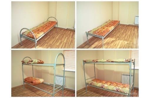 Кровати металлические с доставкой по Крыму, фото — «Реклама Алупки»