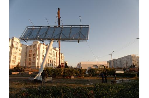 ДЕМОНТАЖ БИГБОРДОВ в Севастополе и Крыму, фото — «Реклама Севастополя»