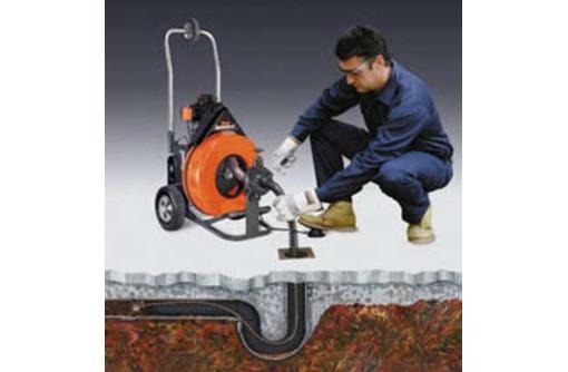 Прочистим канализацию 2000 за ВСЮ работу, фото — «Реклама Севастополя»