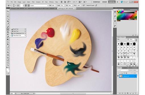 Курсы Дизайн в рекламе. Photoshop и Corel Draw, фото — «Реклама Севастополя»