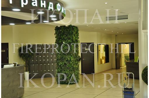 Огнестойкие антивандальные стеновые панели СМЛ HPL для внутренней отделки, фото — «Реклама Севастополя»