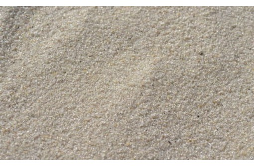 Кварцевый песок (фракция 0,063-0,63; 0,63-1,0; 1,0-2,0; 0,7-2,0; 0,4-0,7; 0,5-1,2), фото — «Реклама Симферополя»