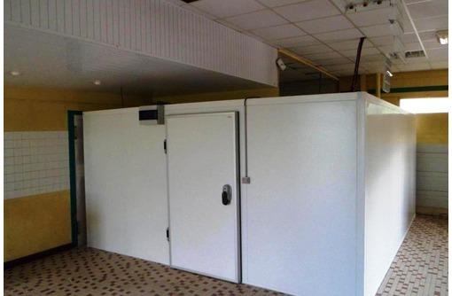 Холодильное оборудование для шоковой заморозки с установкой., фото — «Реклама Севастополя»