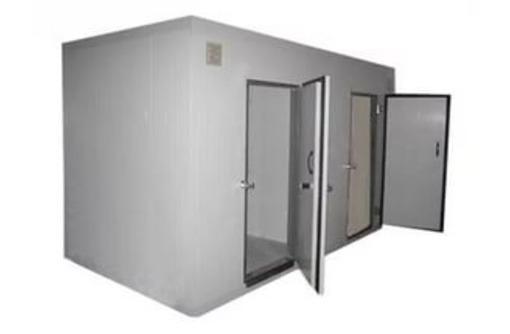 Низкотемпературные установки и холодильные (морозильные) камеры для рыбы, мяса, мороженого., фото — «Реклама Черноморского»