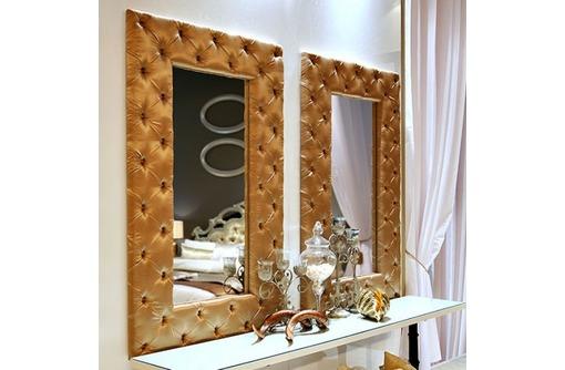 Изготовление мягких стеновых панелей самых разнообразных форм и размеров, фото — «Реклама Симферополя»