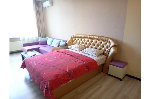 Сдаю посуточно свою просторную 1-комнатную в новом доме ул. Сенявина 5, фото — «Реклама Севастополя»