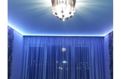 Натяжные потолки с подсветкой, фото — «Реклама Севастополя»