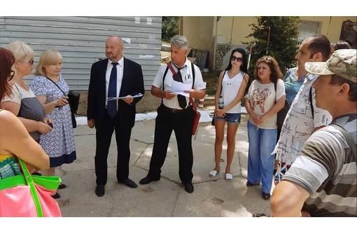 Комплексная подготовка документов на включение в городскую схему НТО, фото — «Реклама Севастополя»