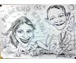Портрет и шаржы на заказ графика, фото — «Реклама Севастополя»