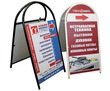 Изготовление штендера в Севастополе, фото — «Реклама Севастополя»