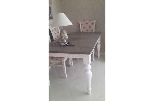 Стол раздвижной и стулья ., фото — «Реклама Севастополя»