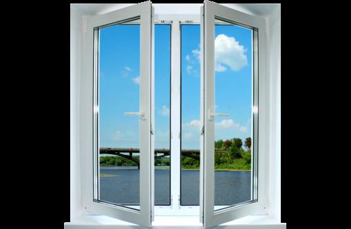 Изготовление и установка металлопластиковые окна и двери, фото — «Реклама Партенита»