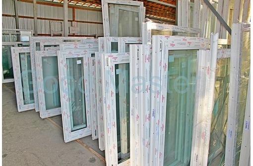 Изготовление и установка металлопластиковые окна и двери  лоджии, фото — «Реклама Партенита»