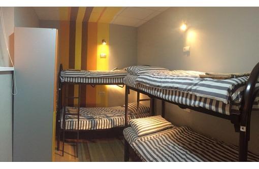 Спальное место посуточно в новом чистом Хостеле, фото — «Реклама Севастополя»