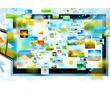 Интернет, телевидение через спутник в Партените, фото — «Реклама Партенита»