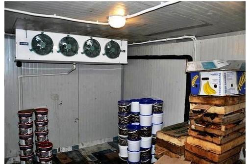 Холодильные агрегаты для хранения рыбы и морепродуктов., фото — «Реклама Евпатории»