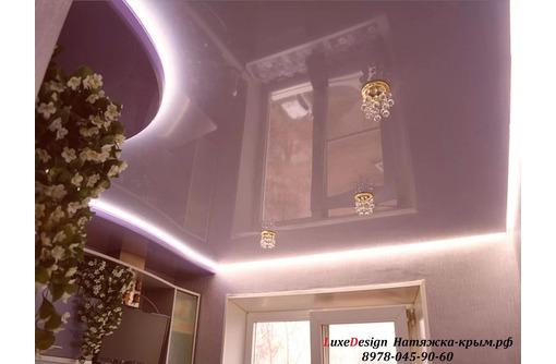 Парящие натяжные потолки в Бахчисарае, фото — «Реклама Бахчисарая»