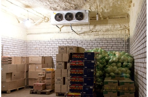 Овощехранилище, фруктохранилище, плодохранилище., фото — «Реклама Джанкоя»