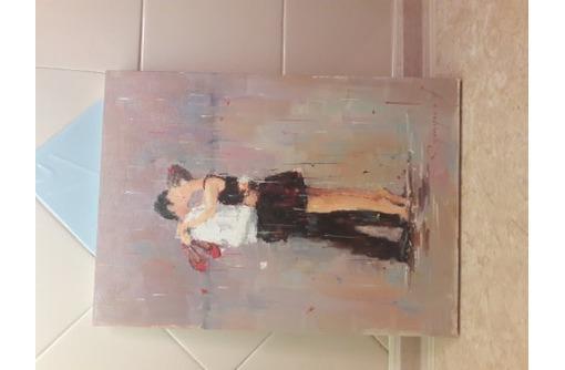 картина на холсте танцующия пара, фото — «Реклама Севастополя»