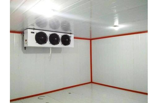 Холодильная камера, морозильная камера.Установка,гарантия., фото — «Реклама Севастополя»