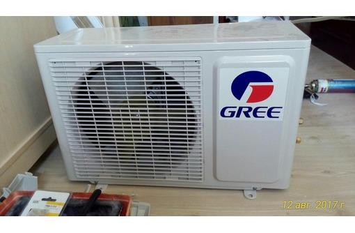 Кондиционеры ТМ GREE® в Севастополе (продажа, установка, сервис), фото — «Реклама Севастополя»