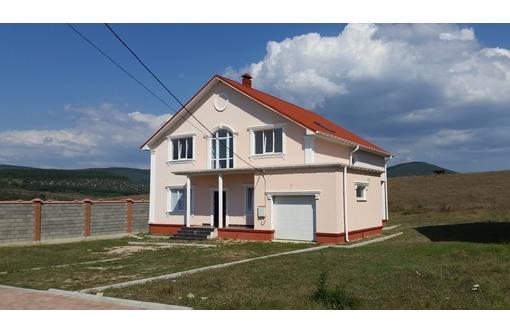 Новые дома 325м2 в с.Резервном, фото — «Реклама Севастополя»