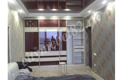 Шкафы-купе на заказ в Севастополе, фото — «Реклама Севастополя»