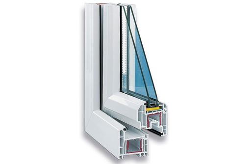 Металлопластиковые окна и двери,  Алушта, фото — «Реклама Алушты»