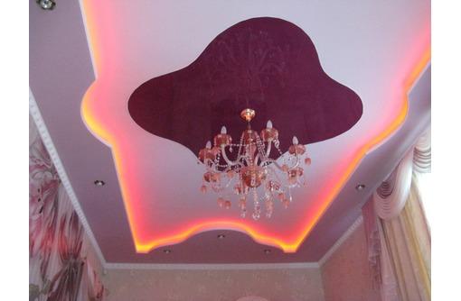Французские натяжные потолки GreenLife, Алушта, фото — «Реклама Алушты»