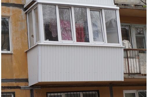 Балконы - обшивка, утепление, расширение., фото — «Реклама Севастополя»