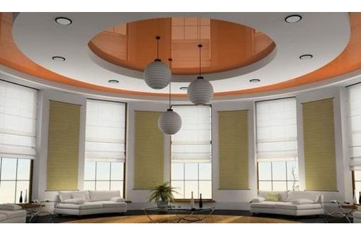 Качественные натяжные потолки., фото — «Реклама Севастополя»