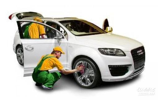 Требуются сотрудники на автомойку по адресу - Горпищенко 148, фото — «Реклама Севастополя»