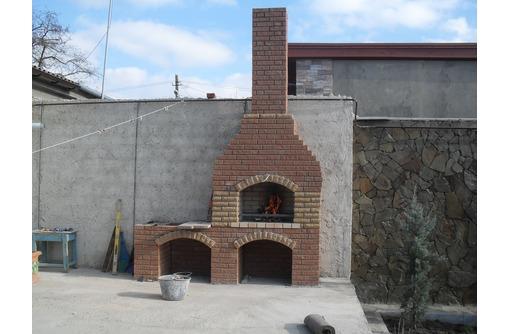 камины и барбекю , кладка и облицовка, фото — «Реклама Ялты»