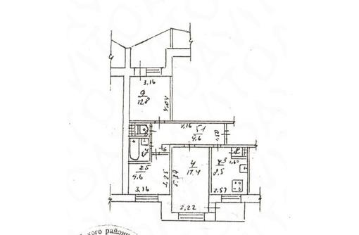 Продается 3-комнатная квартира,г. Симферополь,ул.Лермонтова, фото — «Реклама Симферополя»