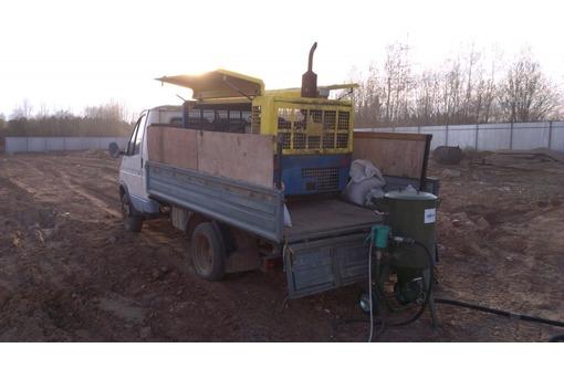 аренда пескоструйной установки, фото — «Реклама Симферополя»