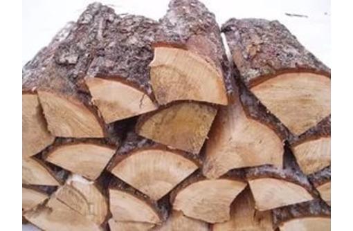 Дрова дубовые пиленные и колотые, фото — «Реклама Гурзуфа»
