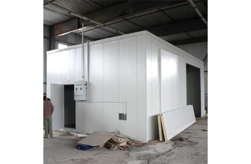 Холодильные и морозильные камеры из сендвич-панелей.Установка,гарантия., фото — «Реклама Севастополя»