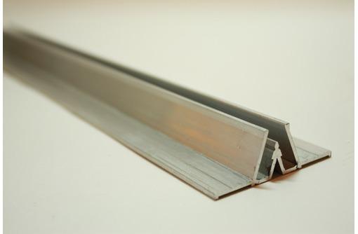 Профиль алюминиевый разделительный для натяжных потолков, фото — «Реклама Симферополя»