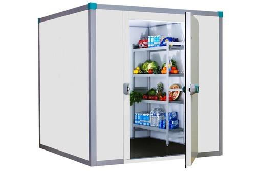 Холодильные морозильные камеры Polair для склада и магазина., фото — «Реклама Керчи»