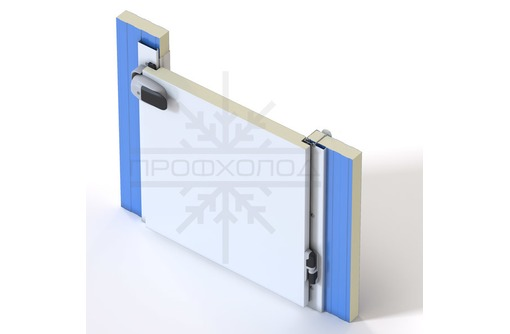Распашные холодильные двери ПРОФХОЛОД. Доставка и монтаж., фото — «Реклама Севастополя»