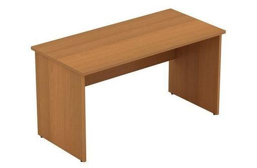 Стол для офиса из ЛДСП за 1150 руб. по оптовым ценам со склада, фото — «Реклама Керчи»