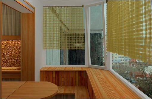 качественные окна,балконы,лоджии любой конфигурации и сложности, фото — «Реклама Алушты»