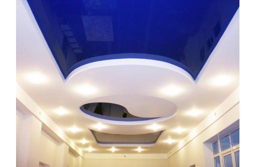 Натяжные потолки от 290 руб м. кв., фото — «Реклама Севастополя»