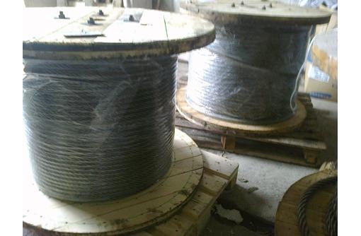 Продажа стальных оцинкованных канатов, фото — «Реклама Севастополя»