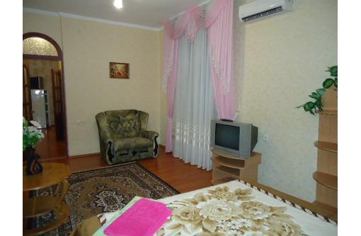 Ялта ул. Заречная 2-комнатная квартира люкс до Набережной 150 метров, фото — «Реклама Ялты»
