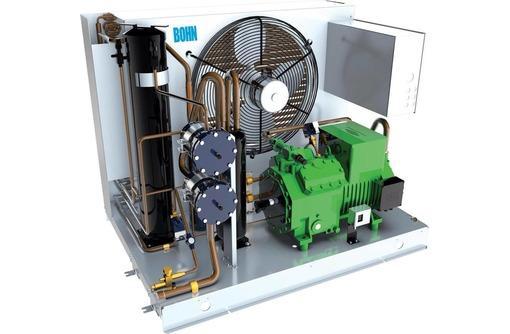 Холодильные агрегаты мощность от 0.9 до 54 кВт с установкой., фото — «Реклама Белогорска»